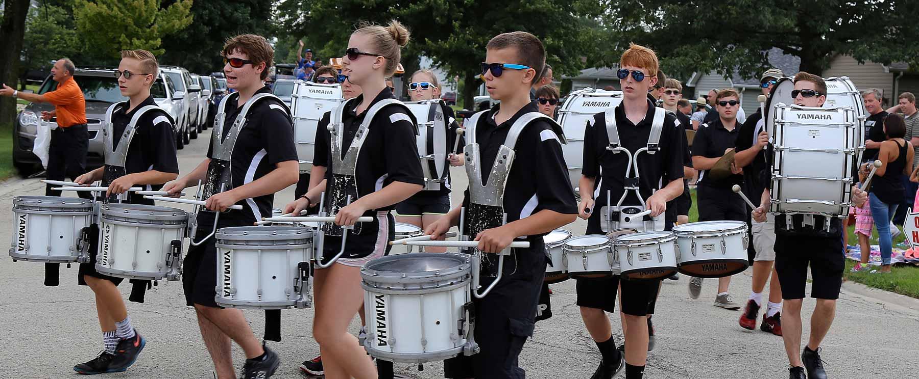 Sugar Grove Corn Boil Festival Parade & Opening Ceremony
