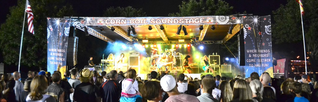 Sugar Grove Corn Boil Live Music