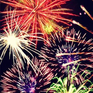 Sugar Grove Corn Boil Fireworks Donation