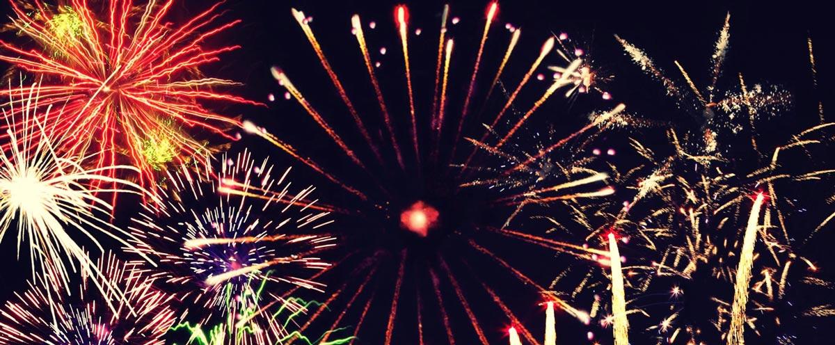 Sugar Grove Corn Boil Festival Fireworks